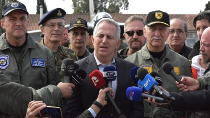 Our Armed Forces ready to defend Greece: Defence Minister 3