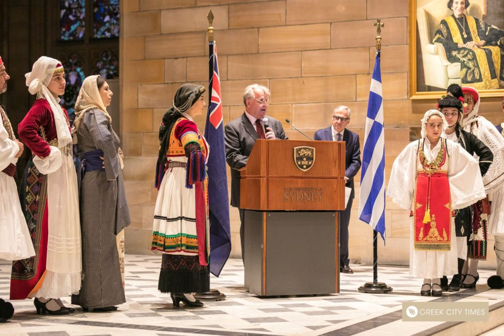 198thGreek Independence Day unites Sydney with a different tone for 2019 6