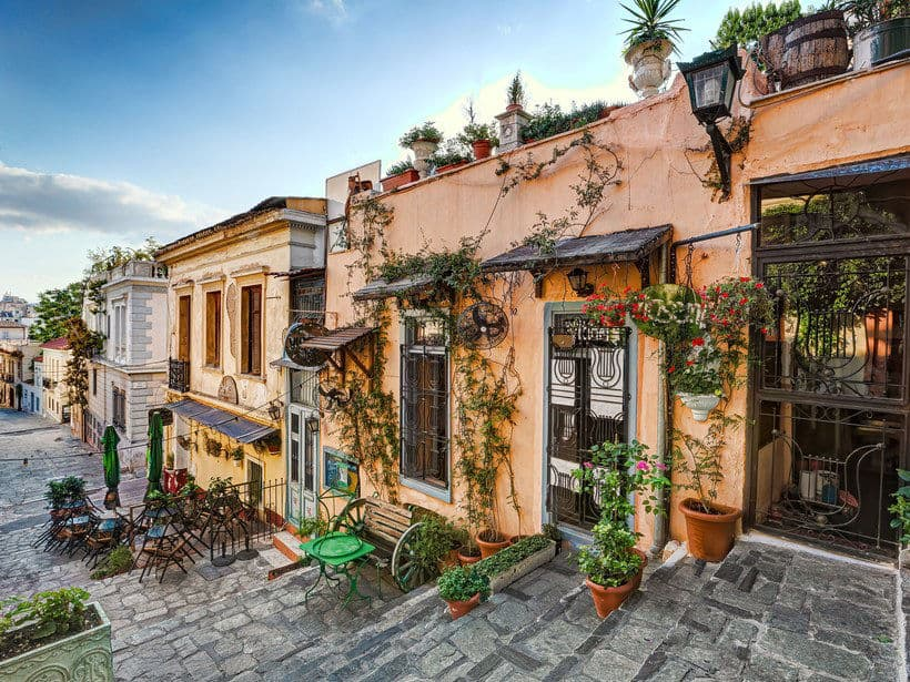 Athens' best cafe for people watching 9