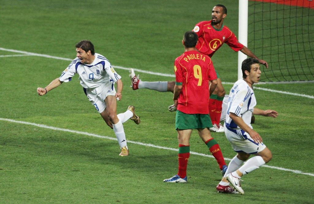 Greece and Portugal set for rematch of Euro 2004, commemorating 15th Anniversary of Final 2