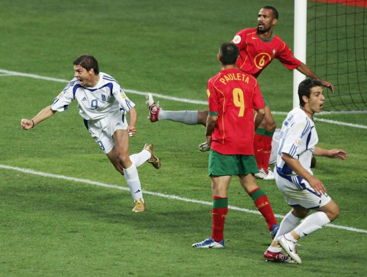 Greece and Portugal set for rematch of Euro 2004, commemorating 15th Anniversary of Final 12