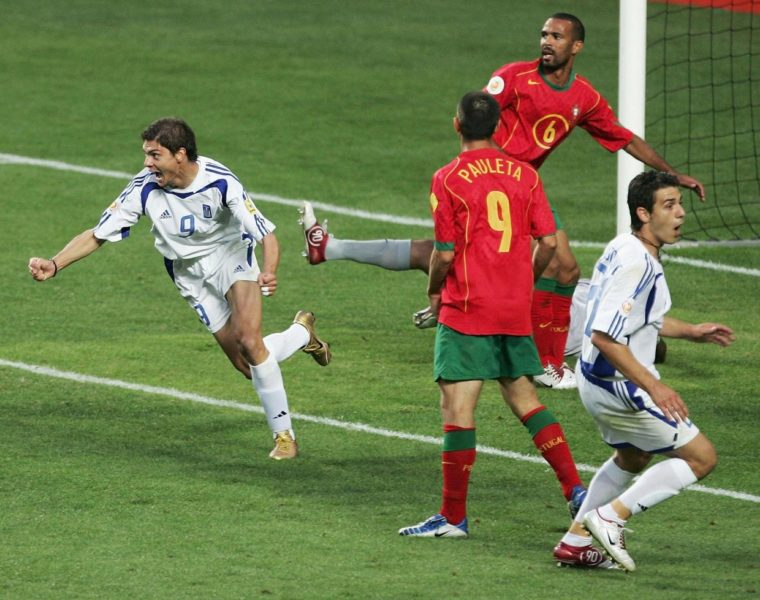 Greece and Portugal set for rematch of Euro 2004, commemorating 15th Anniversary of Final 7
