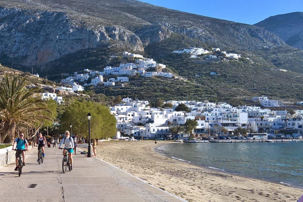 Exploring Amorgos, a charming and authentic Cycladic island 13