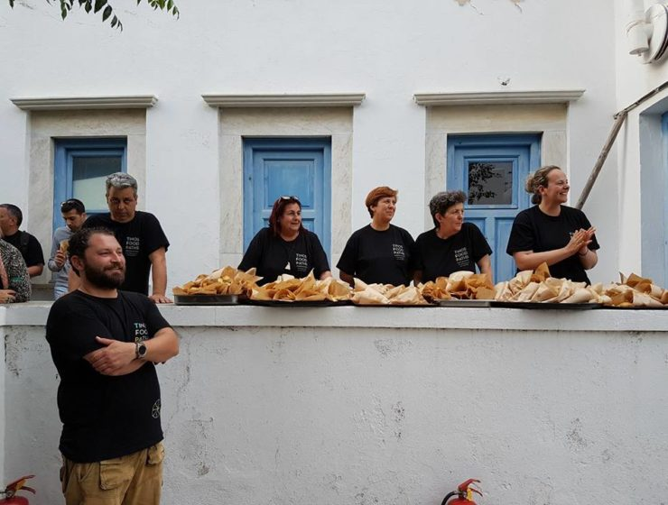 Greece's much-loved Tinos Food Festival starts today 50
