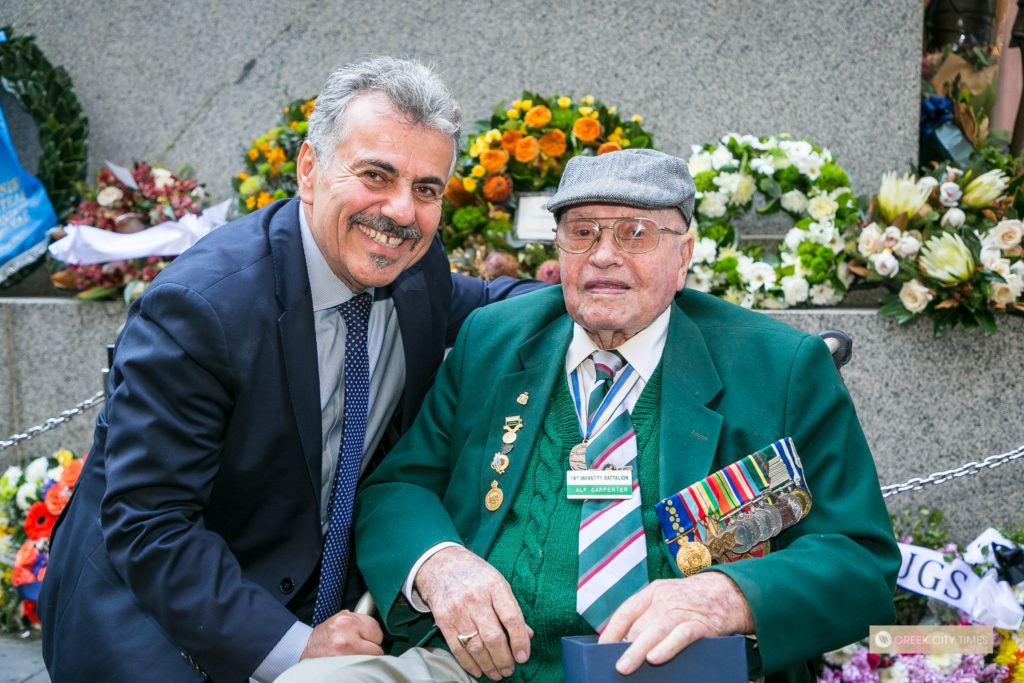 Commemorating the 78th Anniversary of the Battle of Crete and the Greek Campaign 37