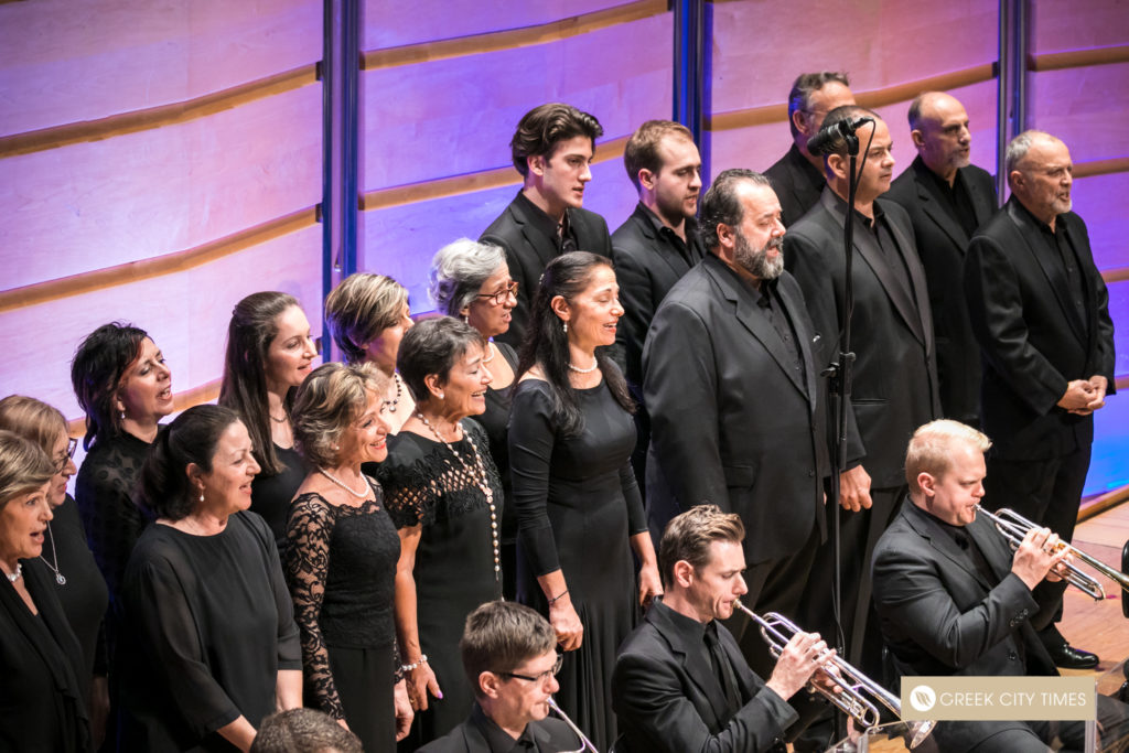 Fabulous finale to Greek Festival of Sydney, with outstanding tribute to Mikis Theodorakis 16