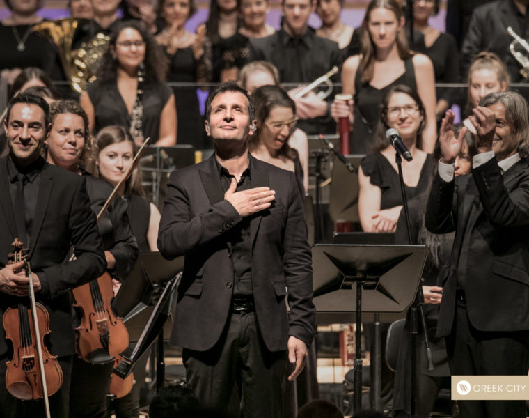 Fabulous finale to Greek Festival of Sydney, with outstanding tribute to Mikis Theodorakis 12