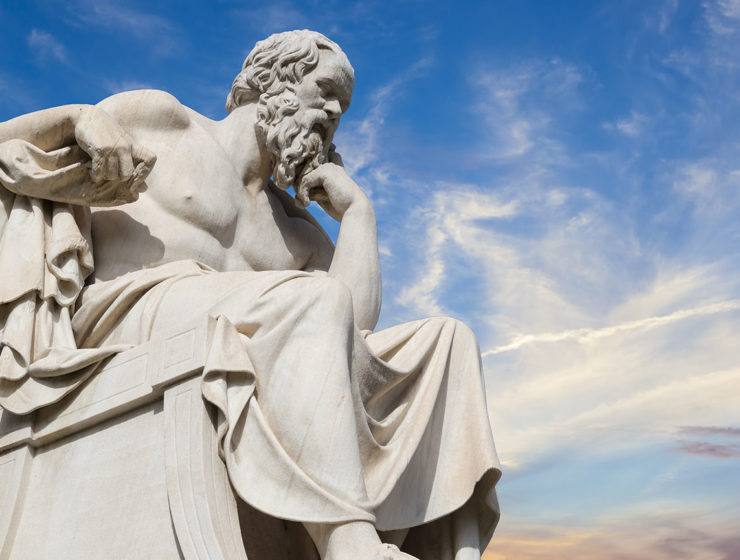 Spotlight on Socrates, the founding figure of Western philosophy 38