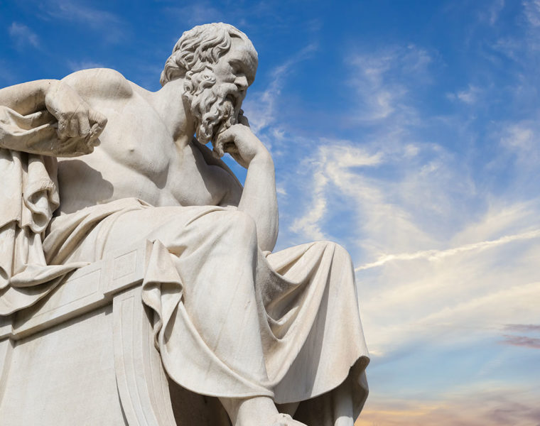 Spotlight on Socrates, the founding figure of Western philosophy 1