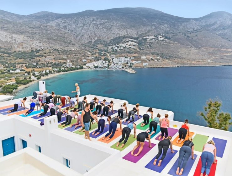 How a Yoga Retreat in Greece Can Change Everything  1