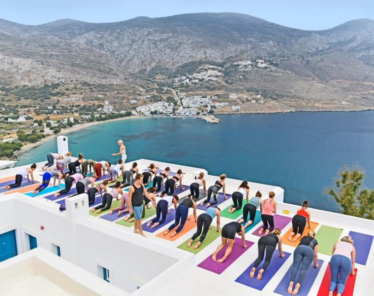 How a Yoga Retreat in Greece Can Change Everything  14