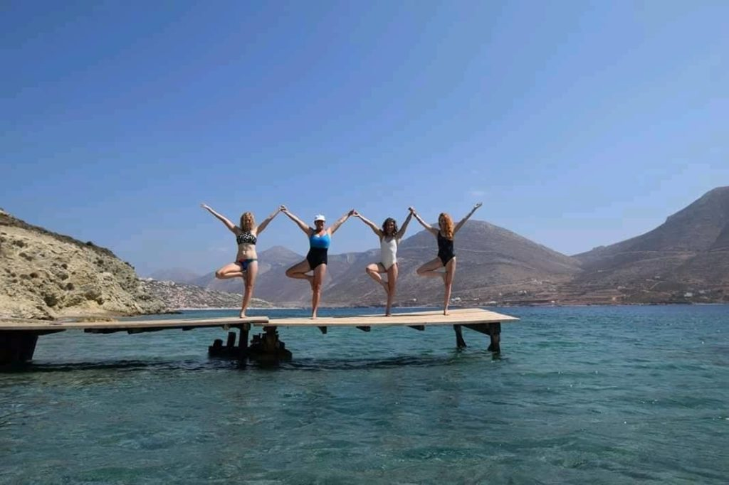 How a Yoga Retreat in Greece Can Change Everything  7
