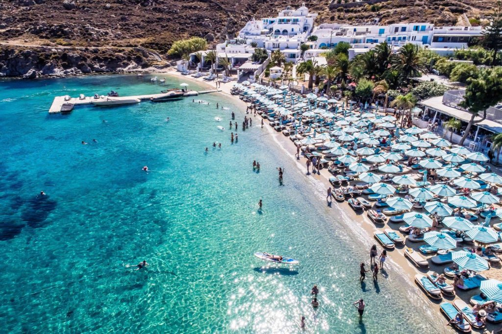 Famous Nammos in Mykonos opens up for 2019 Season 6