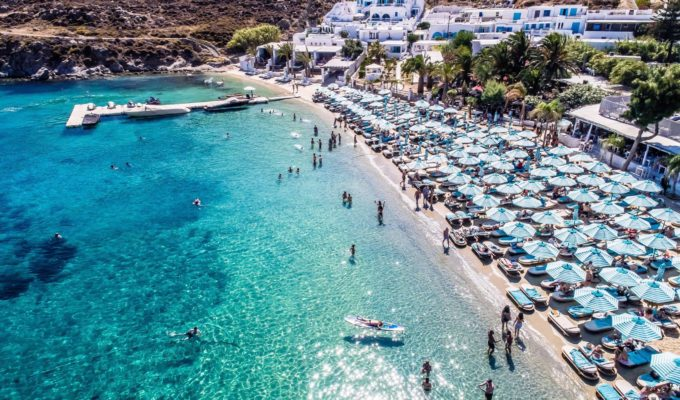 Famous Nammos in Mykonos opens up for 2019 Season 3