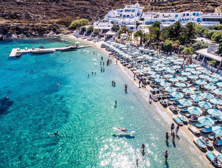 Famous Nammos in Mykonos opens up for 2019 Season 1