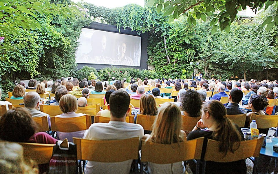 Annual Athens Open Air Film Festival kicks off in June 4