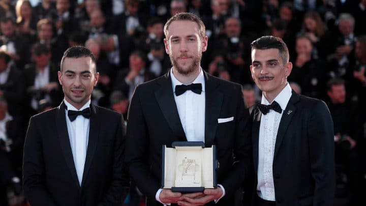 Greek director Vasilis Kekatos wins Palme d'Or at Cannes Film Festival 3