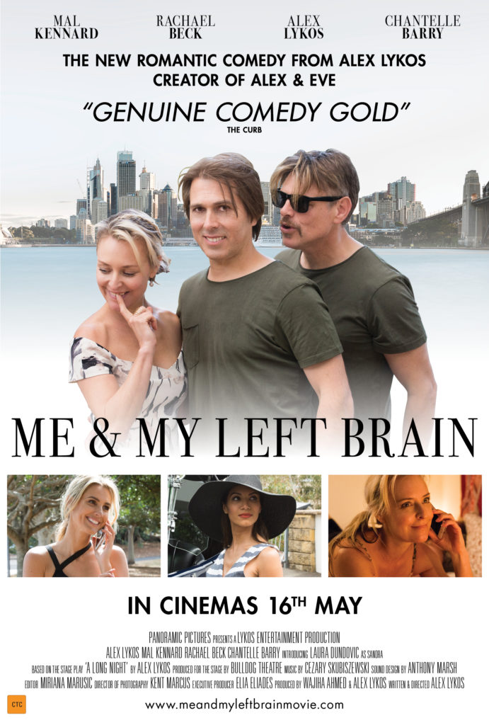Romantic comedy written and directed by Greek Australian director hits the big screen 4