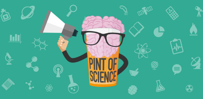 "Greeks drink up to annual ""Pint of Science"" festival 2"