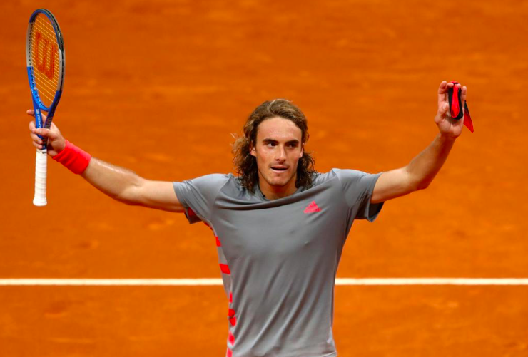 Tsitsipas stuns world number 2 Nadal and makes it through to Madrid Final 10