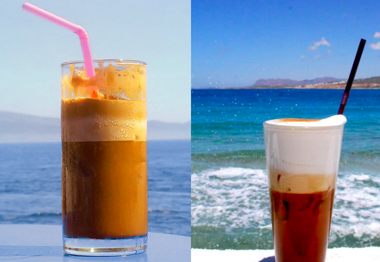 Frappé and Freddo, Greece's most popular Summer coffee drinks 61