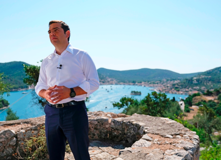 Tsipras claims SYRIZA's ideologies are close to the Teachings of Jesus Christ (VIDEO) 23