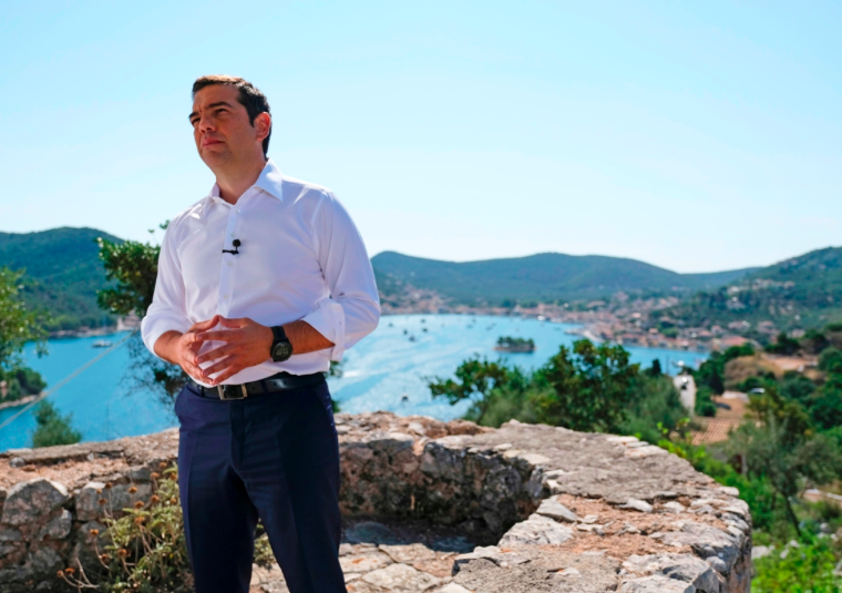 Tsipras claims SYRIZA's ideologies are close to the Teachings of Jesus Christ (VIDEO) 16