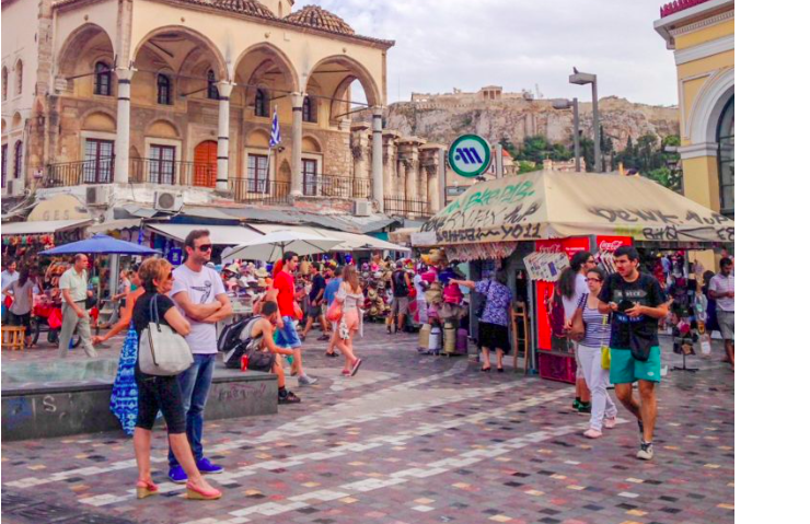 Tzimakos Tours loves providing tourists with a local perspective of Athens 3