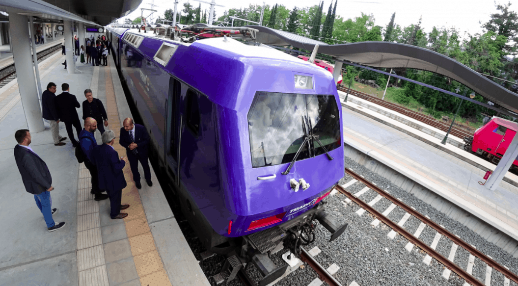 Timetable revealed for new express train from Athens to Thessaloniki