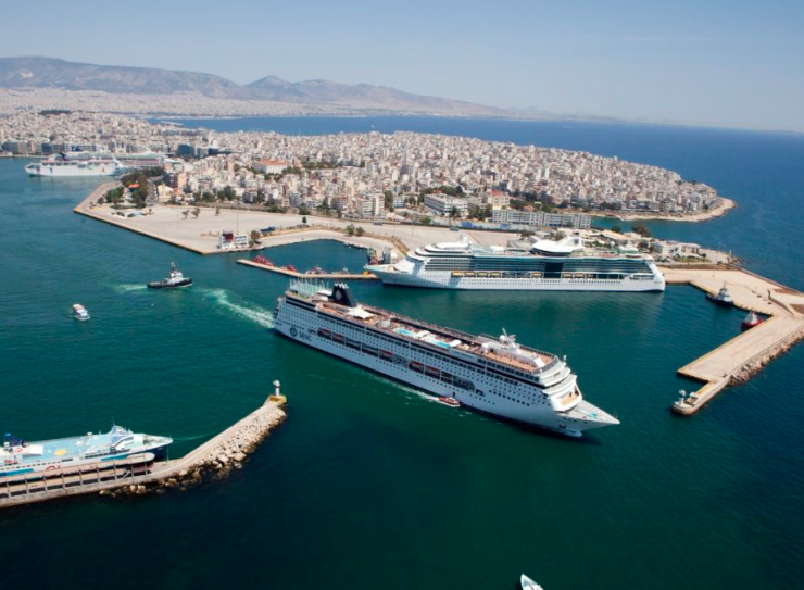 Ports around Greece set to welcome over 5 million holidaymakers for Summer 2019 15