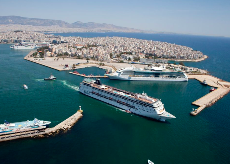 Ports around Greece set to welcome over 5 million holidaymakers for Summer 2019 86