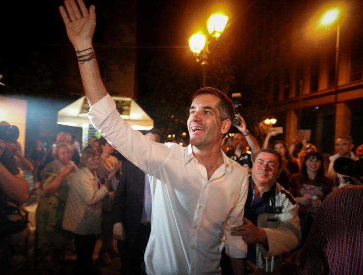 Kostas Bakoyannis leading the way in Athens Mayoral race 29