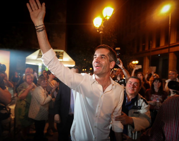 Kostas Bakoyannis leading the way in Athens Mayoral race 6