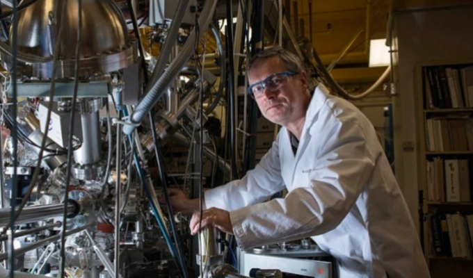 Greek scientist develops device that can generate oxygen from carbon dioxide 2