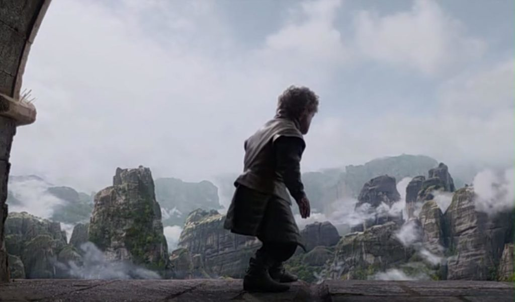 Meteora, the breathtaking inspiration behind 'Game of Thrones Eyrie' 8