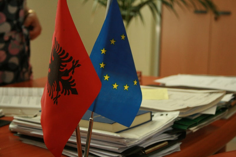 Albania's EU membership depends on treatment of Greek minority, says Ministry 2