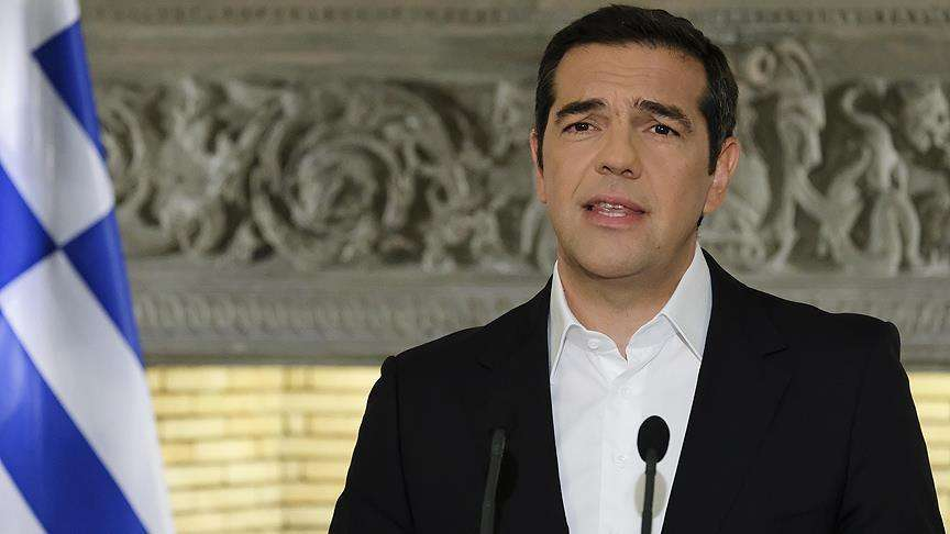 Greek PM honours Labour Day 2