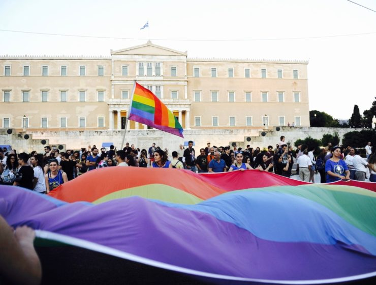 Pride Week marches through Athens 34