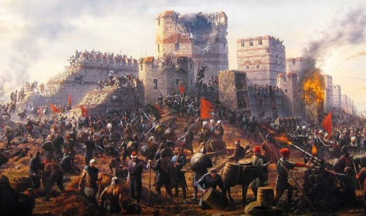 May 29, 1453, The Fall of Constantinople 7