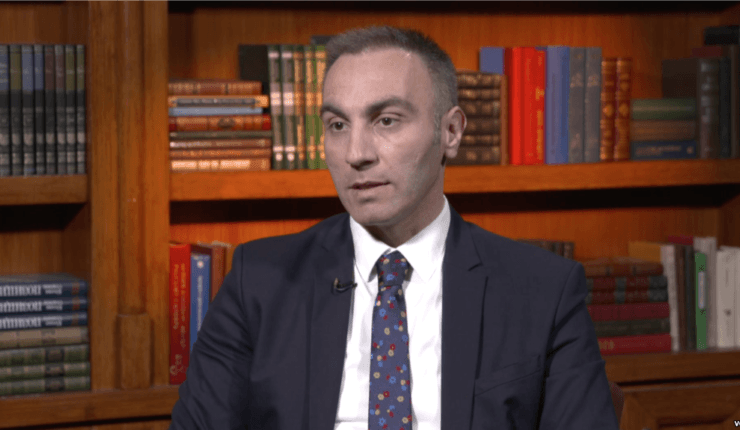 Prespes Agreement on North Macedonia cannot be reversed says Albanian MP in Skopje 13