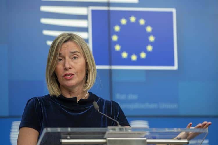 EU warns Turkey over illegal drilling in Cyprus territory 8
