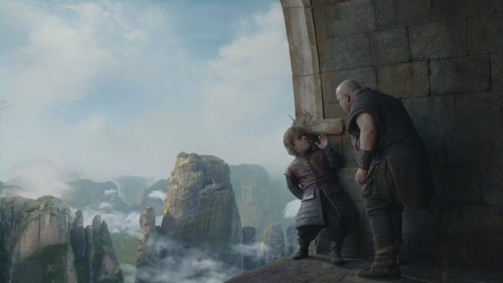 Meteora, the breathtaking inspiration behind 'Game of Thrones Eyrie' 7