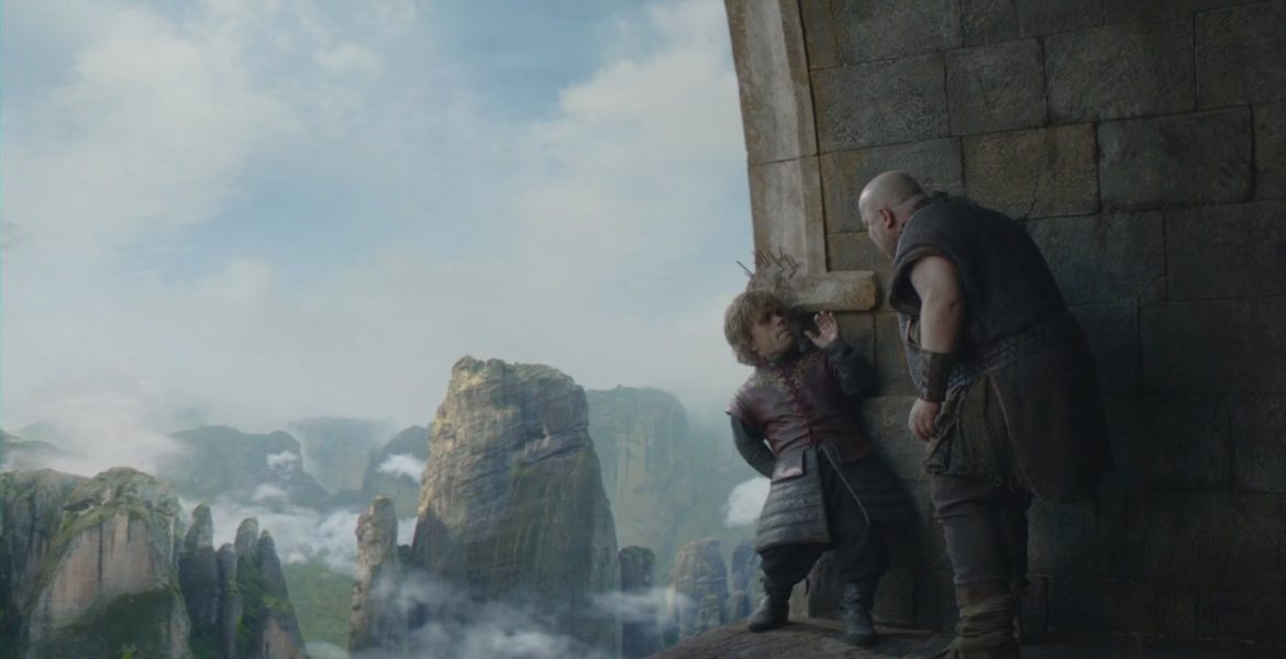 Meteora, the breathtaking inspiration behind 'Game of Thrones Eyrie' 1