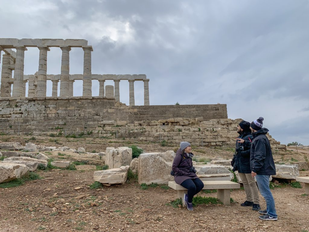 Tzimakos Tours loves providing tourists with a local perspective of Athens 6