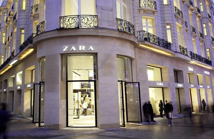 Why world leading fashion store Zara changed its name from 'Zorba' 11