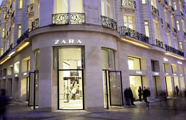 Why world leading fashion store Zara changed its name from 'Zorba' 3