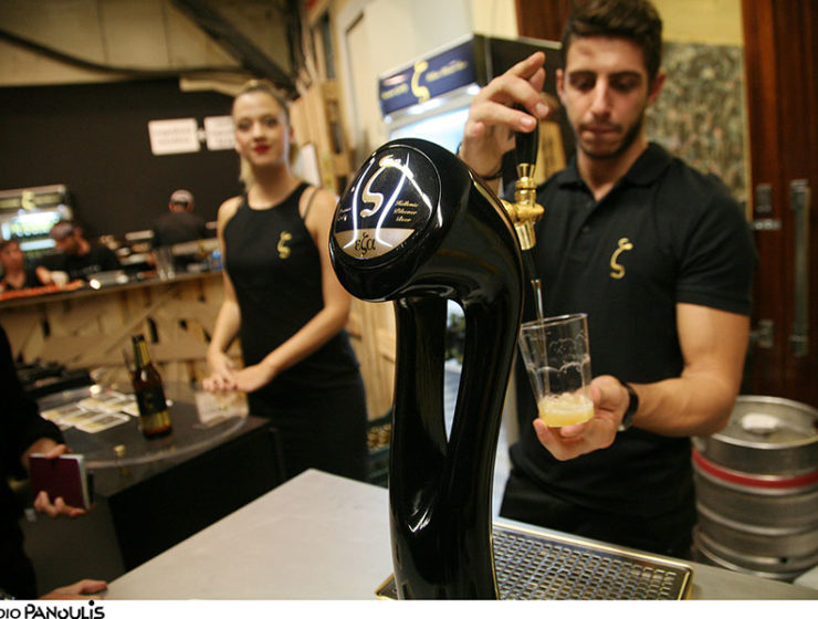 Greeks and Germans bond over beer making training courses 9