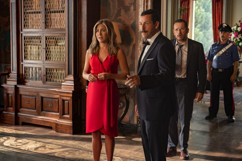 Jennifer Aniston's new film breaks ratings record 2