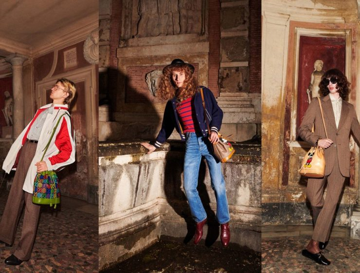 Greek director Yorgos Lanthimos captures Gucci's Latest Cruise Collection 5