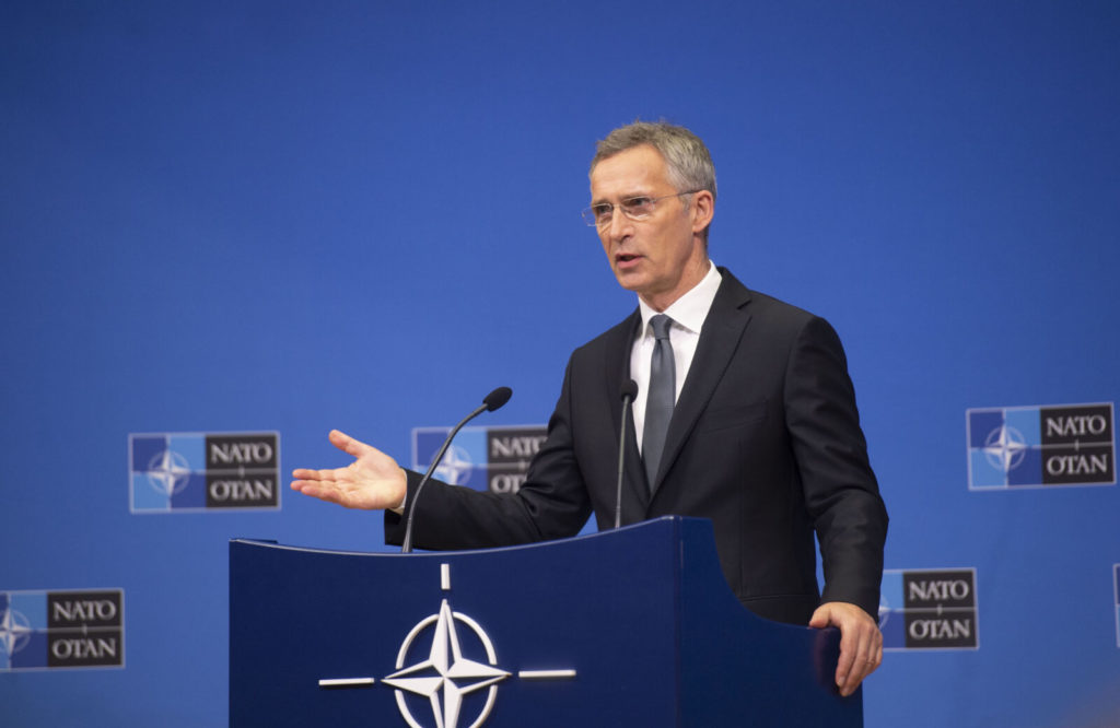 North Macedonia expected to be a NATO member by end of year 2